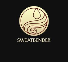 Sweatbender (with text) Unisex T-Shirt