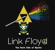 Link Floyd: the Dark Side of Hyrule by CMorkaut