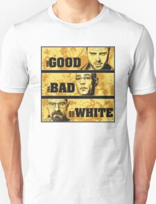 the good, the bad, and the white T-Shirt