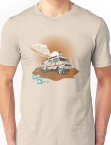Breaking Brown Unisex T-Shirt
