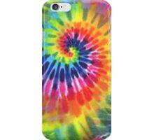 Rainbow Tie Dye iPhone Case/Skin