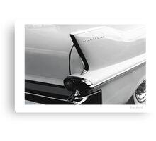 Cadillac Tail Metal Print