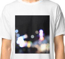 Colourful Bokeh Classic T-Shirt