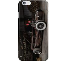 1930 Ford Model A Rat Rod iPhone Case/Skin