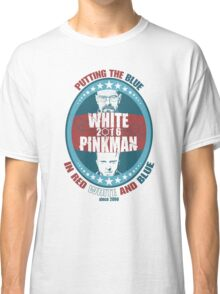 walt and jesse for president Classic T-Shirt