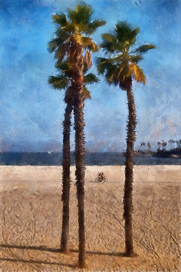 California Dreaming by Celeste Mookherjee