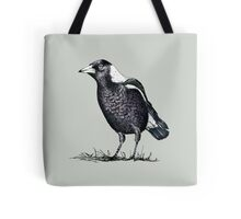 Magpie - Dedicated to family Tote Bag