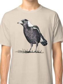 Magpie - Dedicated to family Classic T-Shirt