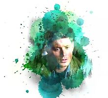 Dean Winchester Lost In The Wilderness by SunflowerHarley