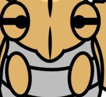 Shedinja Pokemon Full Body  Sticker