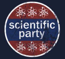 scientific party distressed by Paul Simms