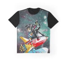 rocket dirtchild Graphic T-Shirt