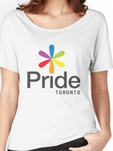 Pride Toronto Women's Relaxed Fit T-Shirt