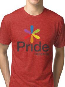 Pride Toronto Tri-blend T-Shirt