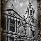 St Paul&#x27;s Cathedral, London by LudaNayvelt