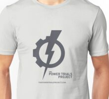 The Power Trials Project Logo - Light Background Unisex T-Shirt