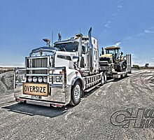 Kenworth T909 by LIFEPhotography
