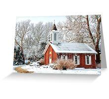 Danforth Chapel Greeting Card