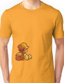 Red from Pokemon (Ash) Unisex T-Shirt
