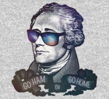 Hamilton: Go Ham or Go Home! One Piece - Long Sleeve