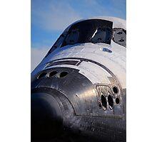 "Space Shuttle ""Endeavour"" Transit Photographic Print"