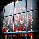 An Elf In The Window by Jane Neill-Hancock