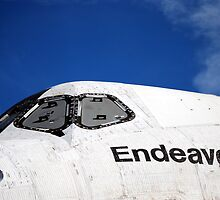 "Space Shuttle ""Endeavour"" Transit by Pschtyckque"
