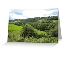North Yorkshire Railway - Moors Greeting Card
