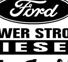 Ford Power Stroke Sticker