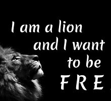 I want to be free - Lion by Hollywood Undead  by Grace-Moxley