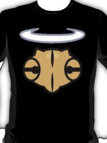Shedinja Pokemon Head and Halo T-Shirt