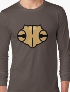 Shedinja Pokemon Head Long Sleeve T-Shirt