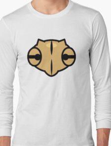 Shedinja Pokemon Head Long Sleeve T-Shirt