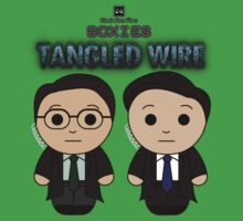 Tangled Wire - Black Box Films: BOXIES Kids Clothes