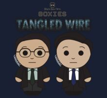 Tangled Wire - Black Box Films: BOXIES Kids Tee