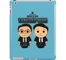 Tangled Wire - Black Box Films: BOXIES iPad Case/Skin