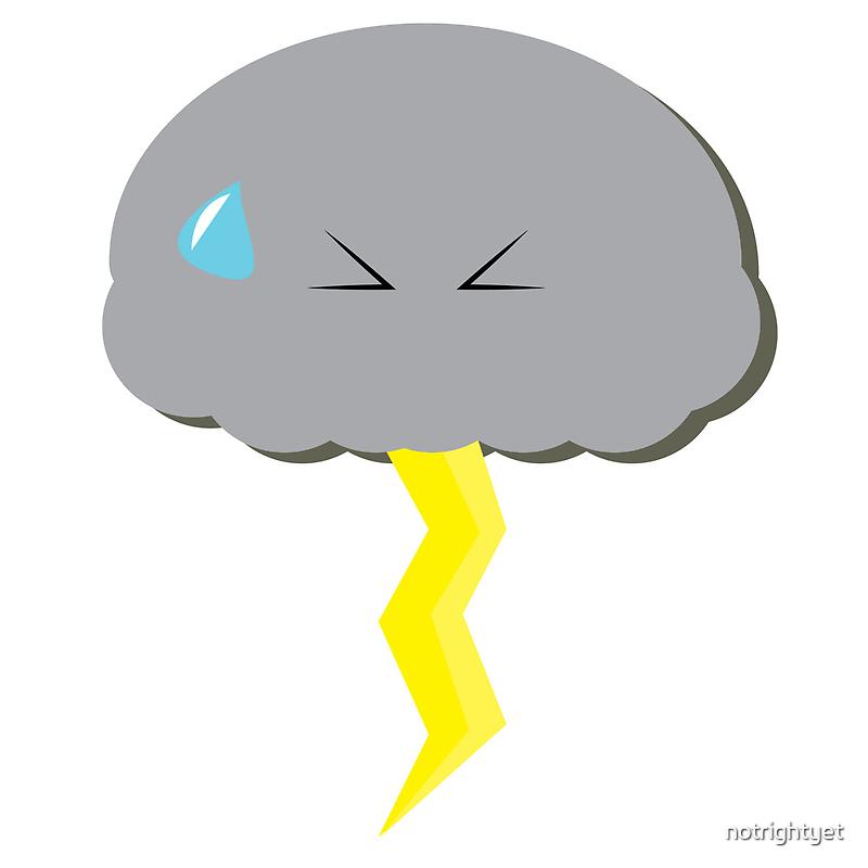 Cloud Poop by notrightyet