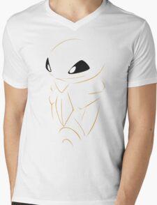 Kakuna Pokemon Mens V-Neck T-Shirt