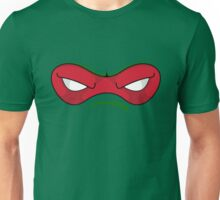 Teenage Mutant Ninja Turtles - RAPHAEL MASK Unisex T-Shirt