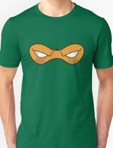 Teenage Mutant Ninja Turtles - MICHAELANGELO MASK Unisex T-Shirt