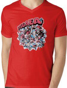 Disgaea Mens V-Neck T-Shirt