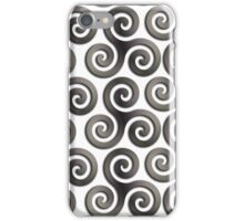 Triskele iPhone/iPod Case iPhone Case/Skin