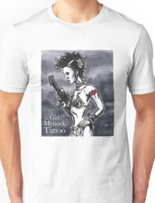 The Girl with the Mynock Tattoo Unisex T-Shirt