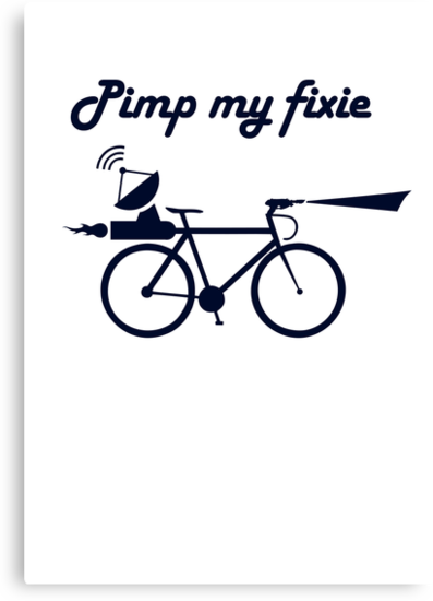 Pimp My Fixie by jezkemp