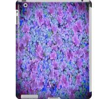 Pink And Blue Wetland iPad Case/Skin