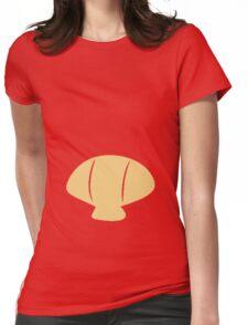 Oshowatt Shell Womens Fitted T-Shirt