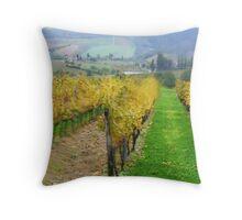 Lamole-Chianti-Toscany  Throw Pillow