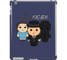 Facade - Black Box Films: BOXIES iPad Case/Skin