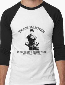 TEAM HAMMER Men's Baseball ¾ T-Shirt