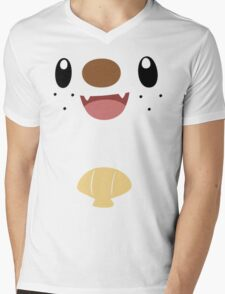 Oshowatt Mens V-Neck T-Shirt